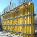 Formas para pilares de concreto armado
