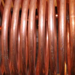 Curvar tubo de cobre