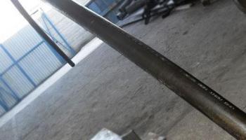 Curvamento de tubos a frio